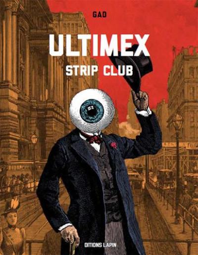 Couverture Ultimex - strip club