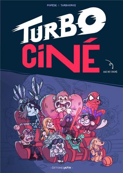 Couverture Turbo ciné