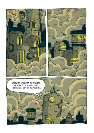 Page 5 Les brumes d'arcadia