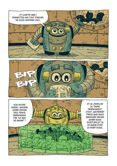 Page 7 Les brumes d'arcadia