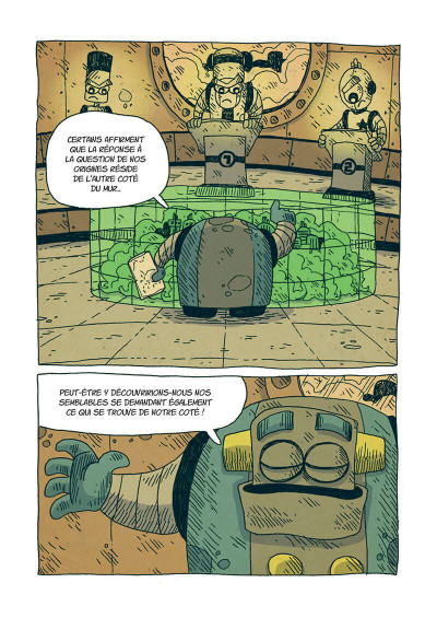 Page 8 Les brumes d'arcadia
