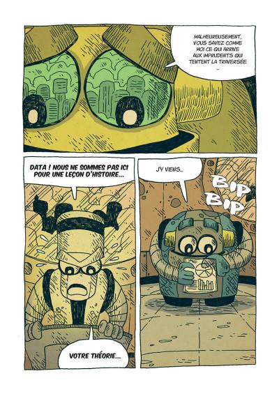 Page 9 Les brumes d'arcadia
