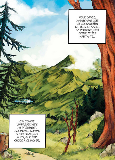 Page 3 Wandering souls tome 1