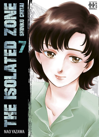 Couverture The isolated zone tome 7