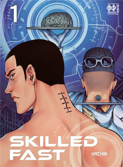 Couverture Skilled fast tome 1