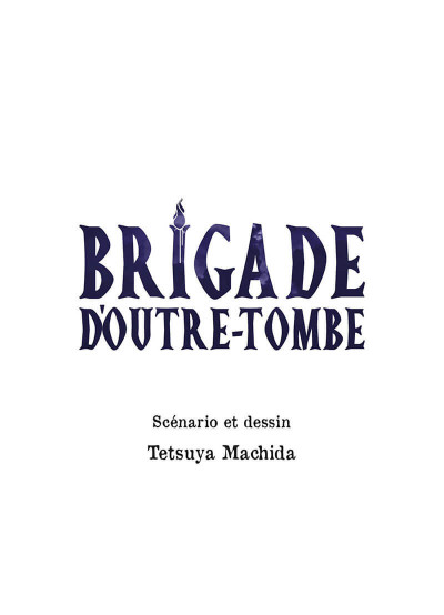 Page 1 Brigade d'outre-tombe tome 1