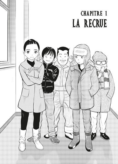 Page 6 Brigade d'outre-tombe tome 1