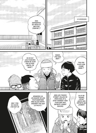 Page 7 Brigade d'outre-tombe tome 1