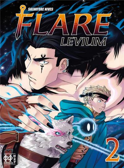 Couverture Flare levium tome 2