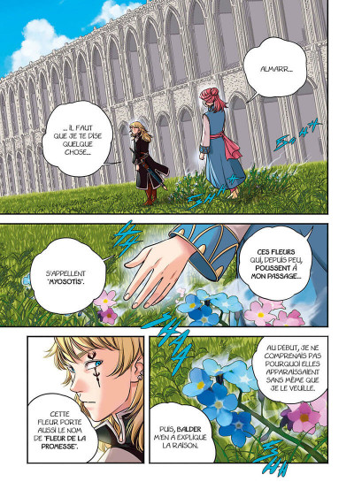 Page 1 Flare levium tome 2