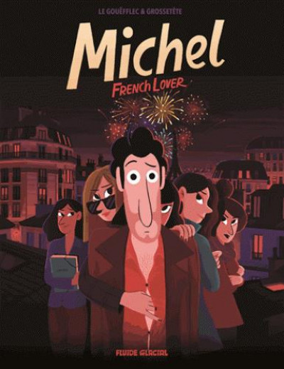 Couverture Michel - French lover