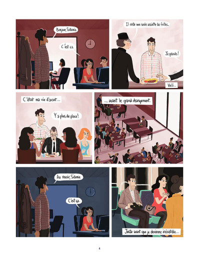 Page 5 Michel - French lover