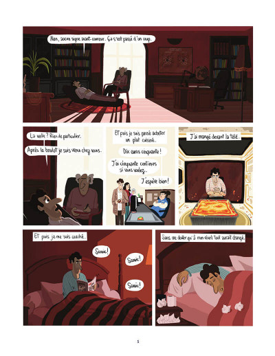 Page 6 Michel - French lover