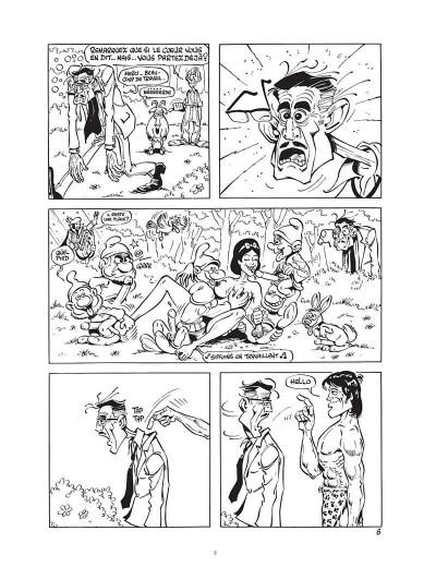Page 8 Rhââ lovely tome 1 (nouvelle édition)