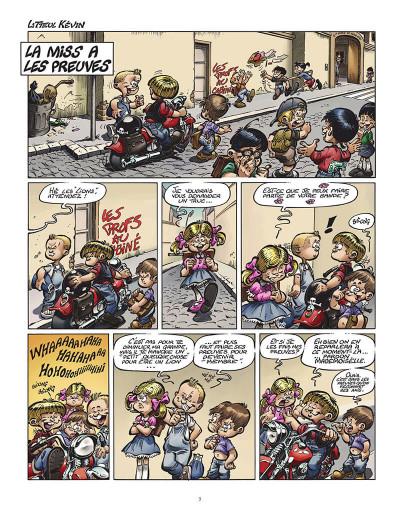Page 4 Litteul Kévin - édition 2018 tome 2