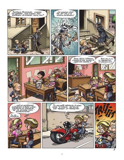 Page 5 Litteul Kévin - édition 2018 tome 2