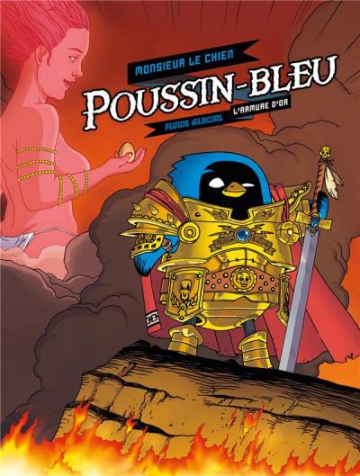 Couverture Poussin bleu tome 1