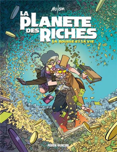 Couverture La planète des riches tome 2