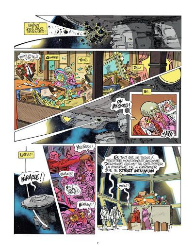 Page 0 La planète des riches tome 2