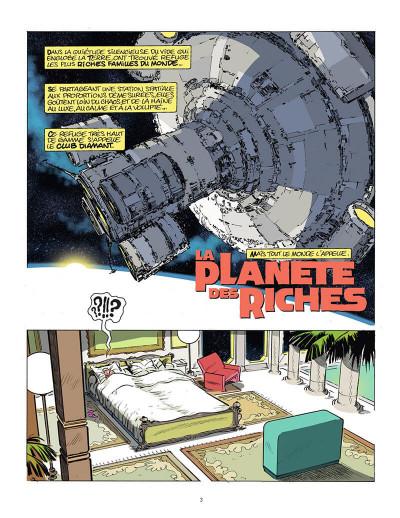 Page 4 La planète des riches tome 2