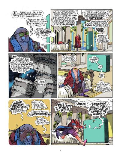 Page 6 La planète des riches tome 2