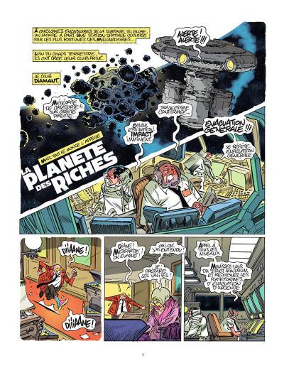 Page 8 La planète des riches tome 2