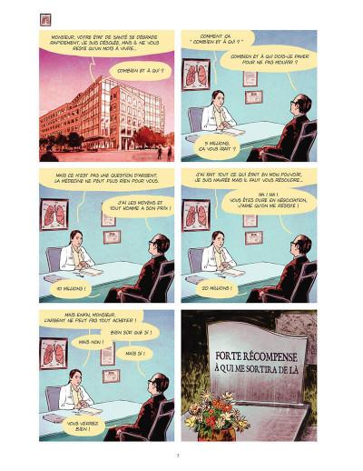 Page 0 Faut pas prendre les cons pour des gens
