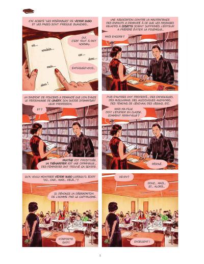Page 6 Faut pas prendre les cons pour des gens
