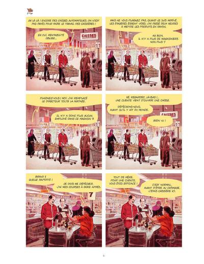 Page 7 Faut pas prendre les cons pour des gens