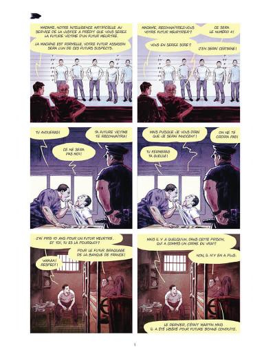 Page 8 Faut pas prendre les cons pour des gens