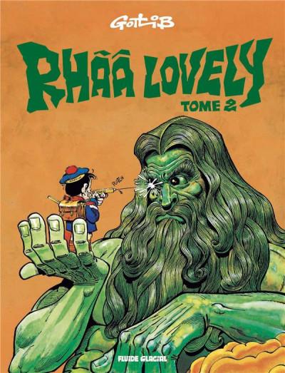 Couverture Rhâââââ lovely - édition 2018 tome 2