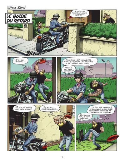 Page 7 Litteul Kévin tome 5