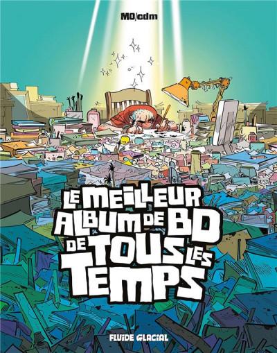 Couverture Le meilleur album de BD de tous les temps