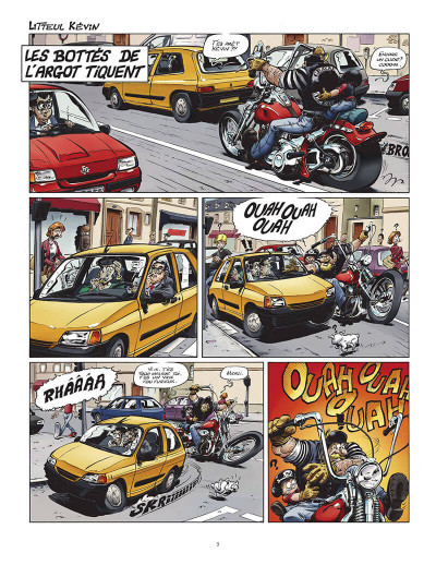 Page 4 Litteul Kevin tome 4