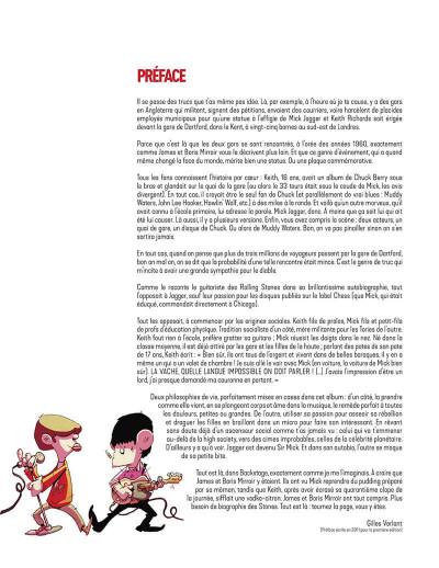Page 4 Backstage, la genèse des Rolling Stones