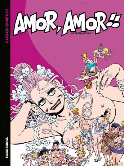 Couverture Amor, amor !! La movida selon Gimenez