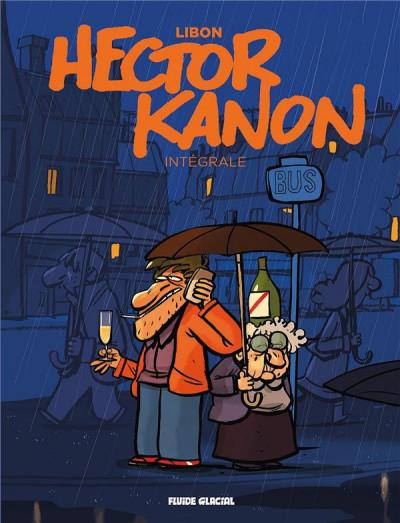 Couverture Hector Kanon - intégrale