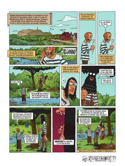 Page 0 Poussin bleu tome 2