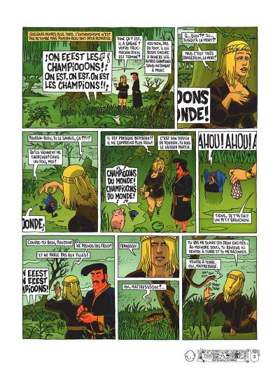 Page 6 Poussin bleu tome 2