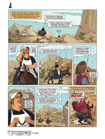 Page 7 Poussin bleu tome 2