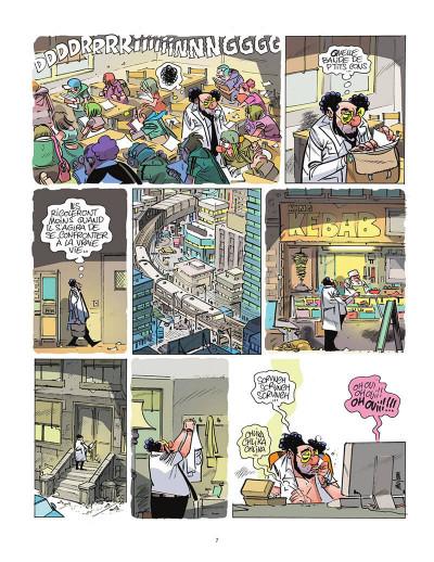 Page 8 The amazing bibi