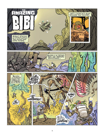 Page 9 The amazing bibi