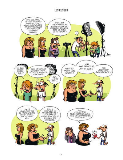 Page 5 Mes années les plus hard tome 2