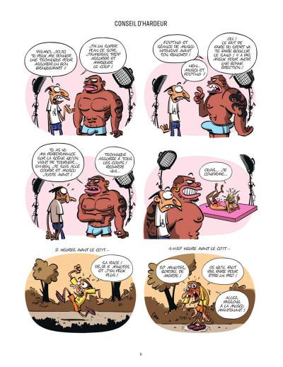 Page 9 Mes années les plus hard tome 2
