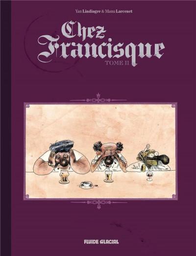 Couverture Chez francisque tome 2