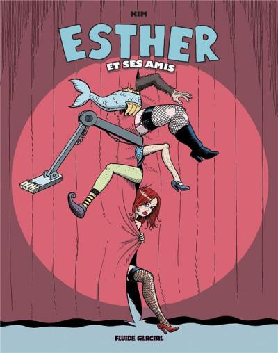 Couverture Esther