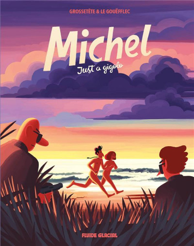 Couverture Michel - french lover tome 2