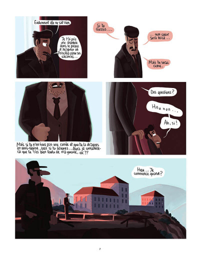 Page 0 Michel - french lover tome 2