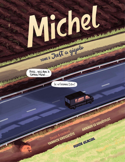 Page 4 Michel - french lover tome 2