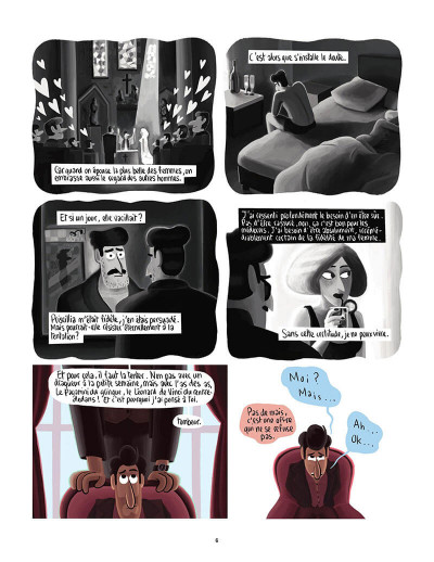 Page 9 Michel - french lover tome 2